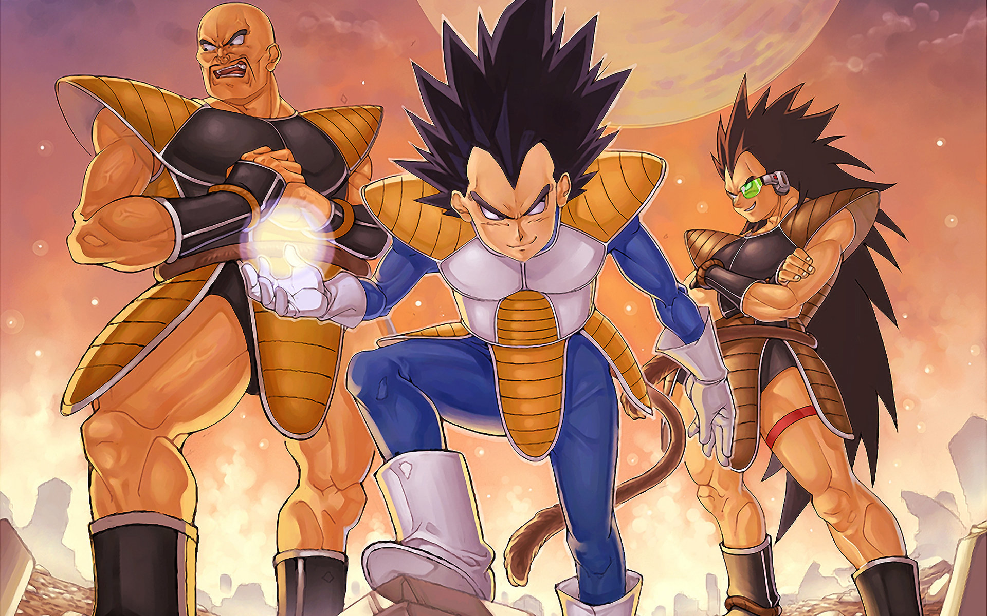High resolution Dragon Ball Z (DBZ) hd 1920x1200 background ID:462270 for desktop