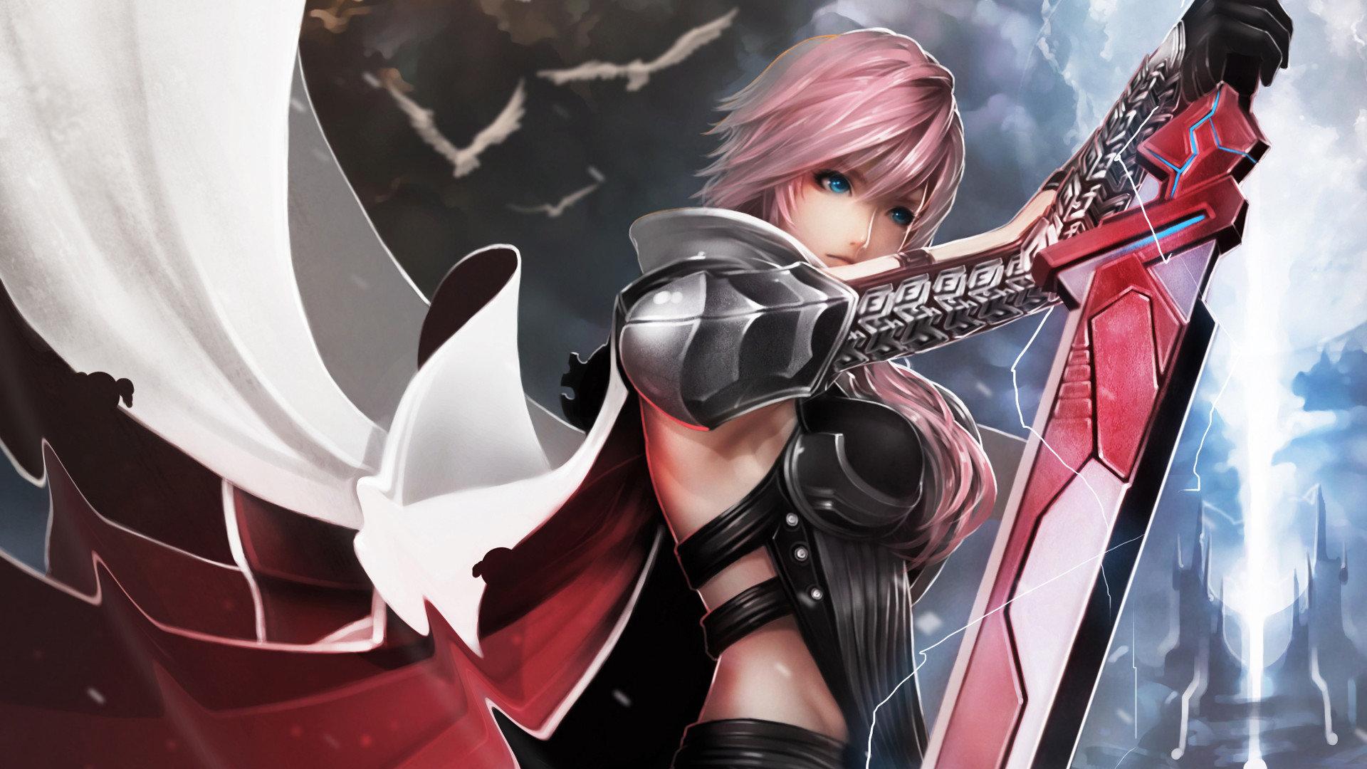 Download Full Hd 1080p Final Fantasy Xiii Ff13 Desktop Wallpaper