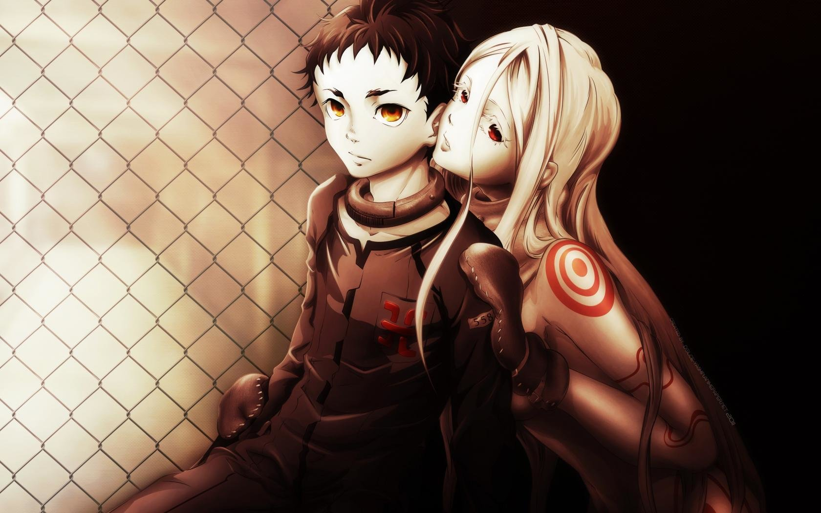 Free download Deadman Wonderland wallpaper ID:192059 hd 1680x1050 for computer