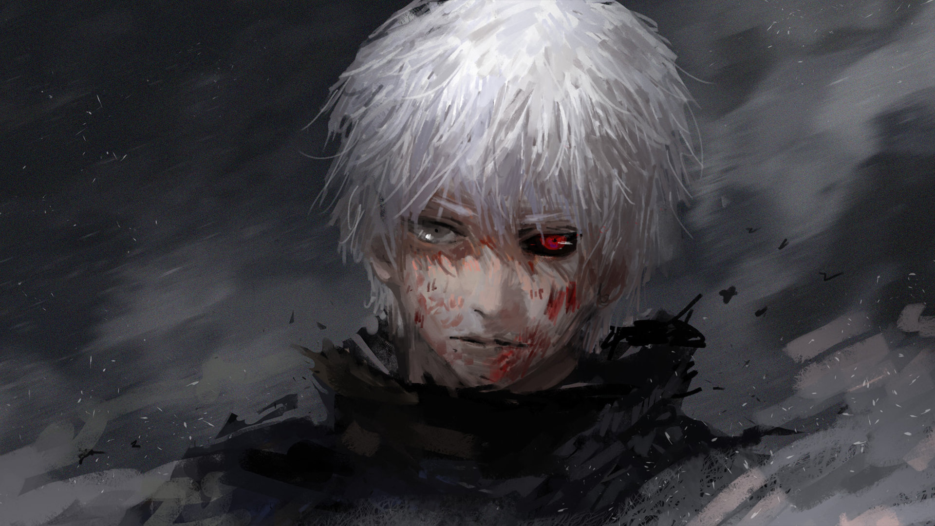Awesome Ken Kaneki free background ID:150027 for 1080p desktop