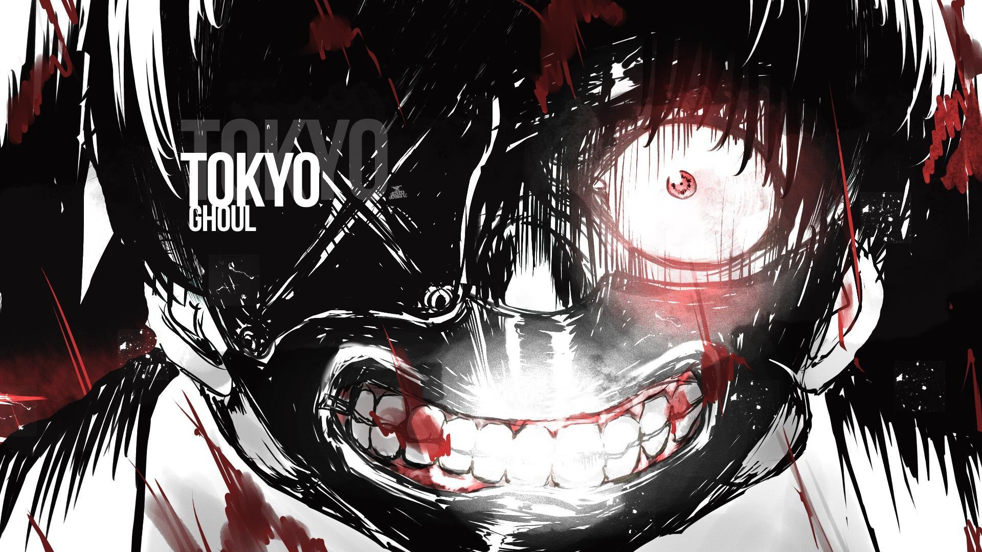 Free Ken Kaneki high quality background ID:150354 for hd 1080p computer
