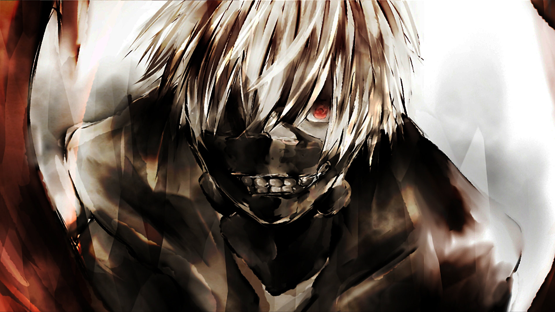 High resolution Ken Kaneki hd 1920x1080 background ID:150207 for desktop