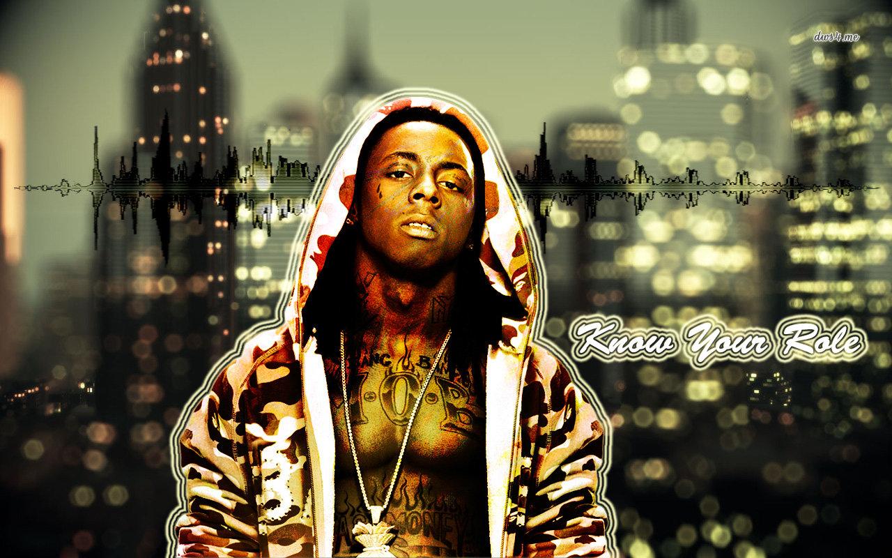 Free Download Lil Wayne Wallpaper Id473373 Hd 1280x800 For Pc