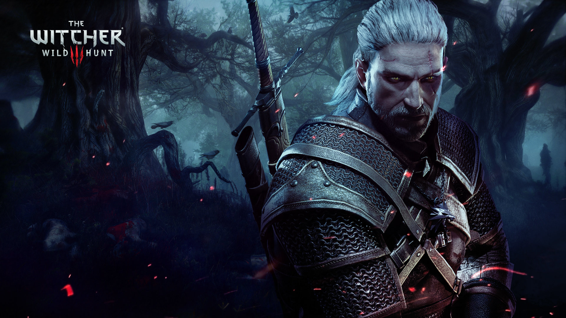 the witcher 3: wild hunt wallpapers 1920x1080 full hd (1080p