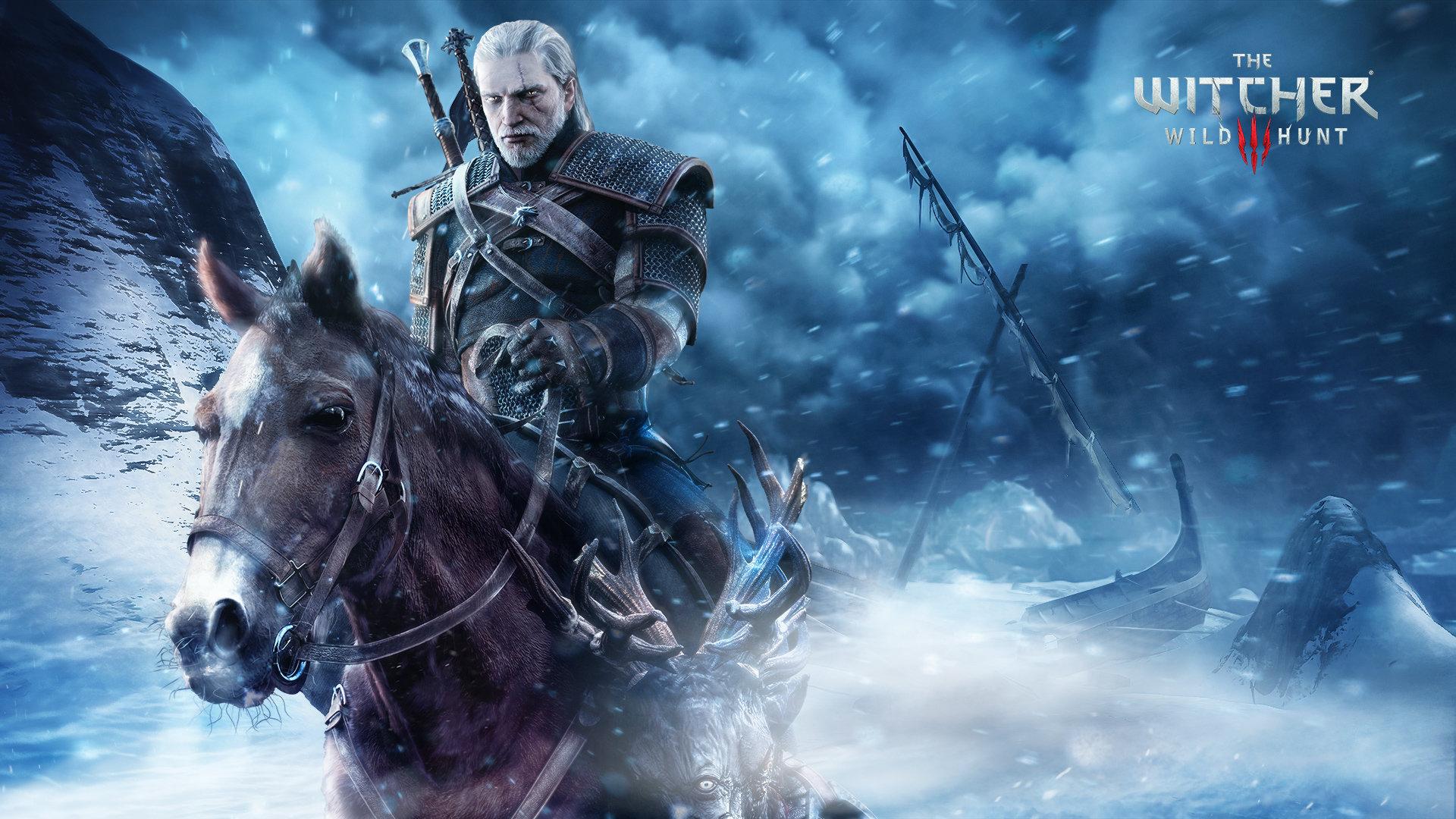 Geralt Of Rivia Wallpapers 1920x1080 Full Hd 1080p Desktop