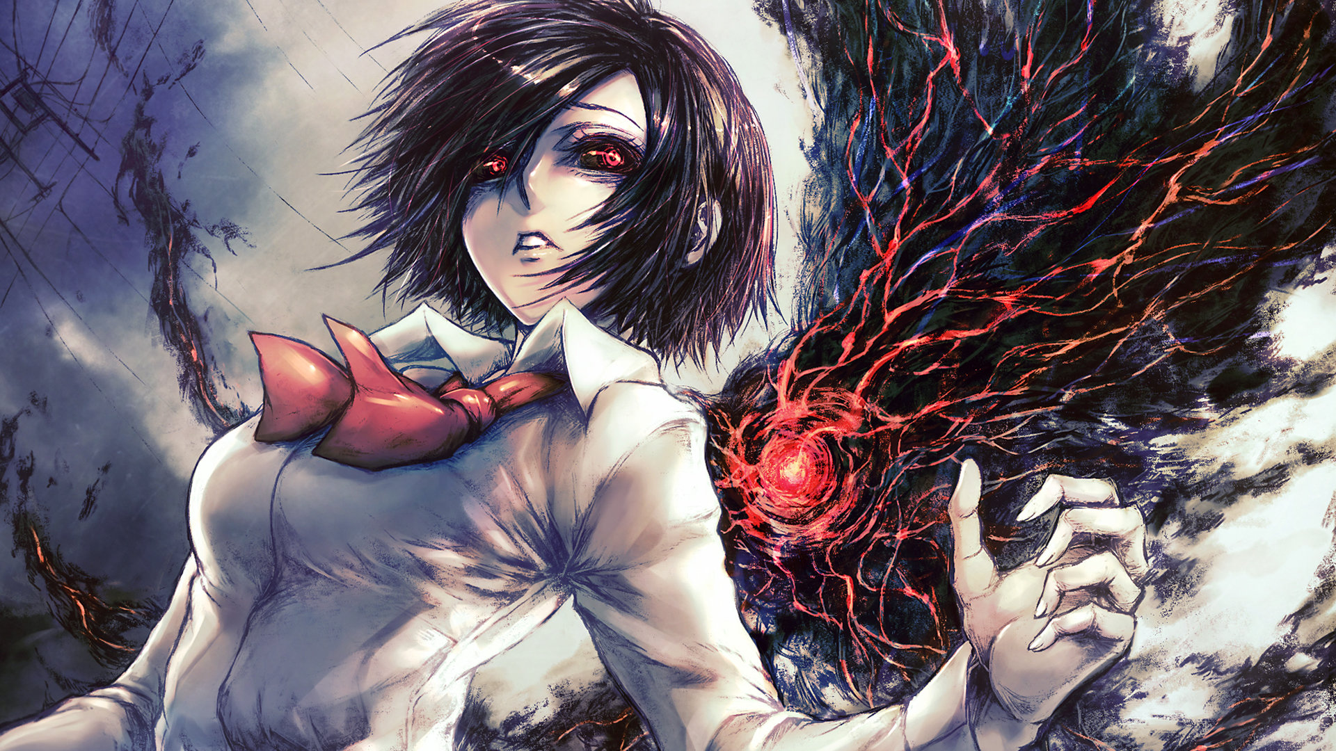 Free download Touka Kirishima background ID:150095 full hd 1080p for PC