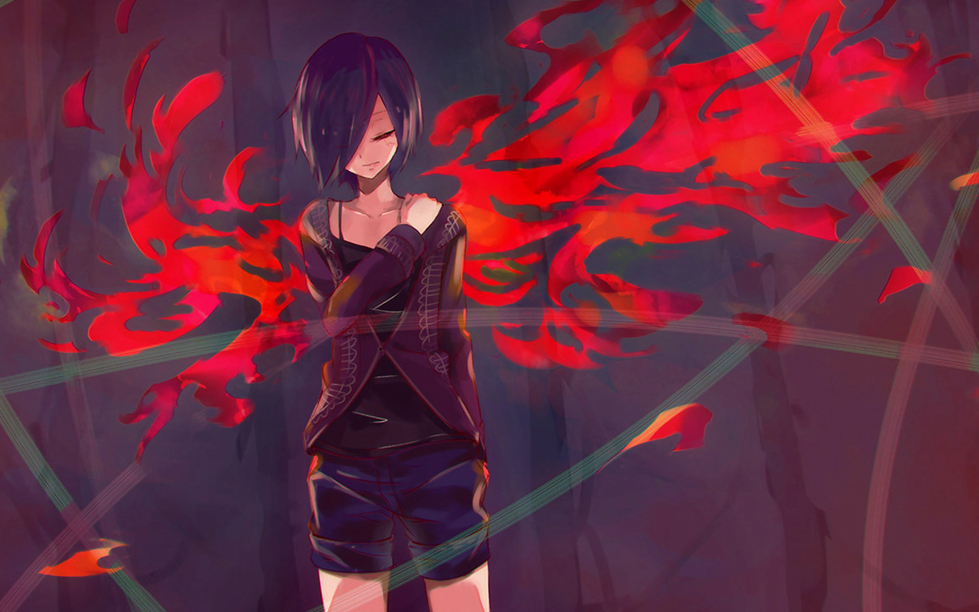 Best Touka Kirishima wallpaper ID:150085 for High Resolution hd 1920x1200 PC