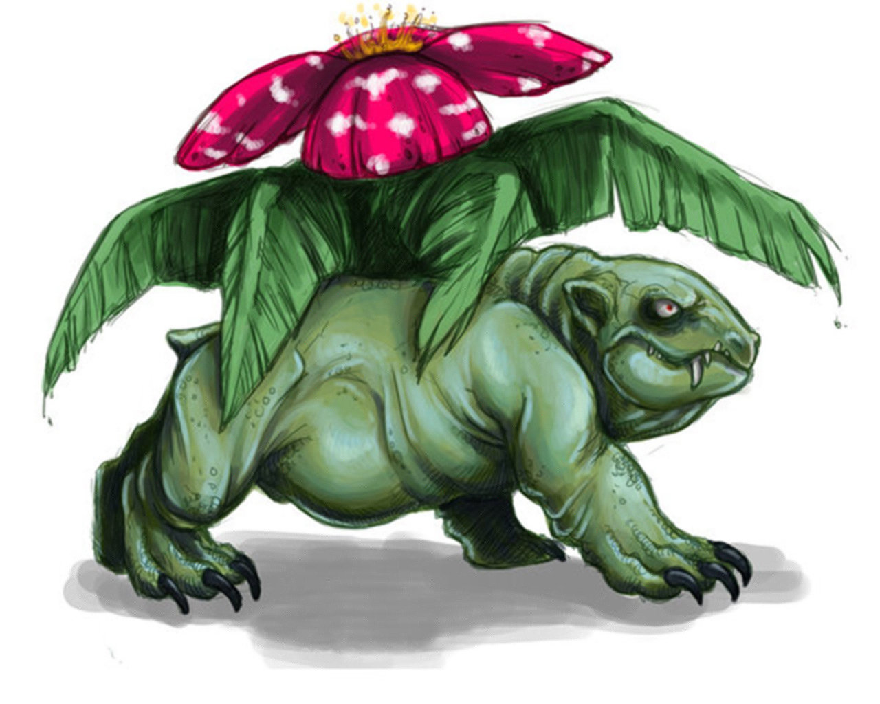 Awesome Venusaur (Pokemon) free background ID:280318 for hd 1280x1024 PC