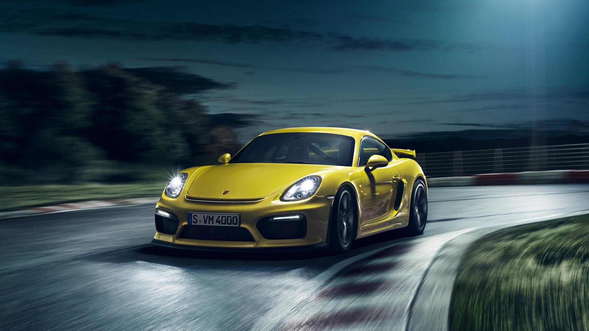 Porsche Cayman Gt4 Wallpapers 1920x1080 Full Hd 1080p Desktop Backgrounds