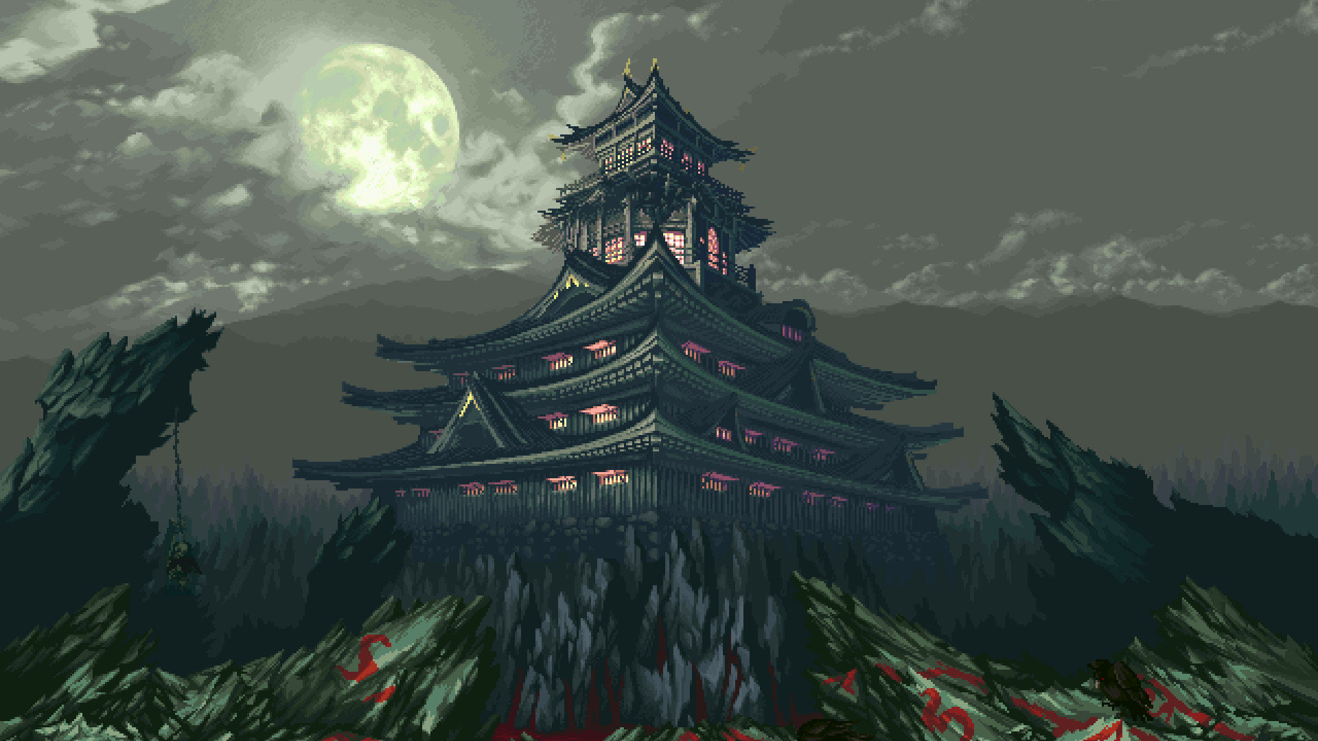 best pixel art wallpaper id:110940 for high resolution full hd