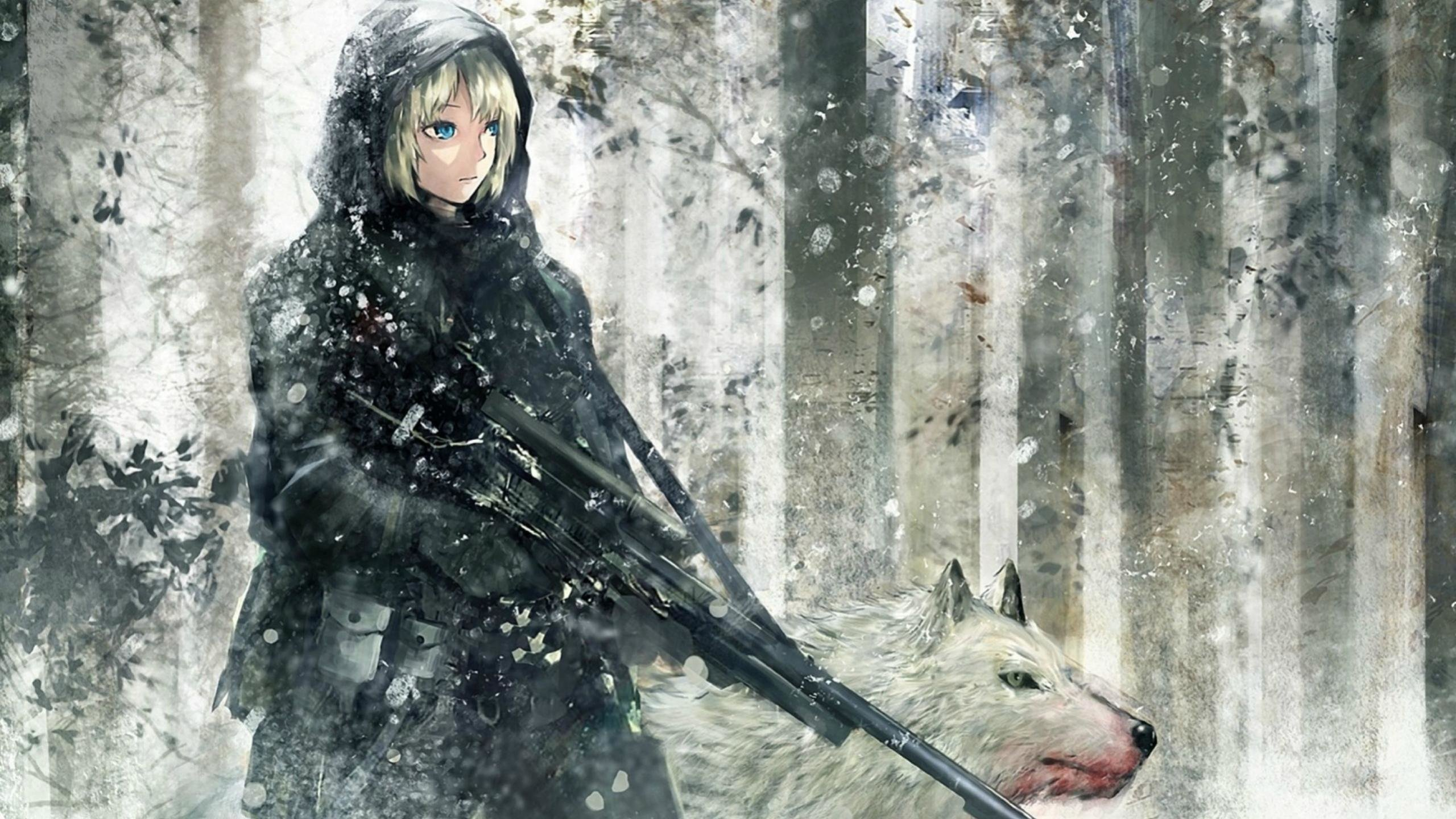 Best Cool Anime background ID:365513 for High Resolution hd 2560x1440 PC