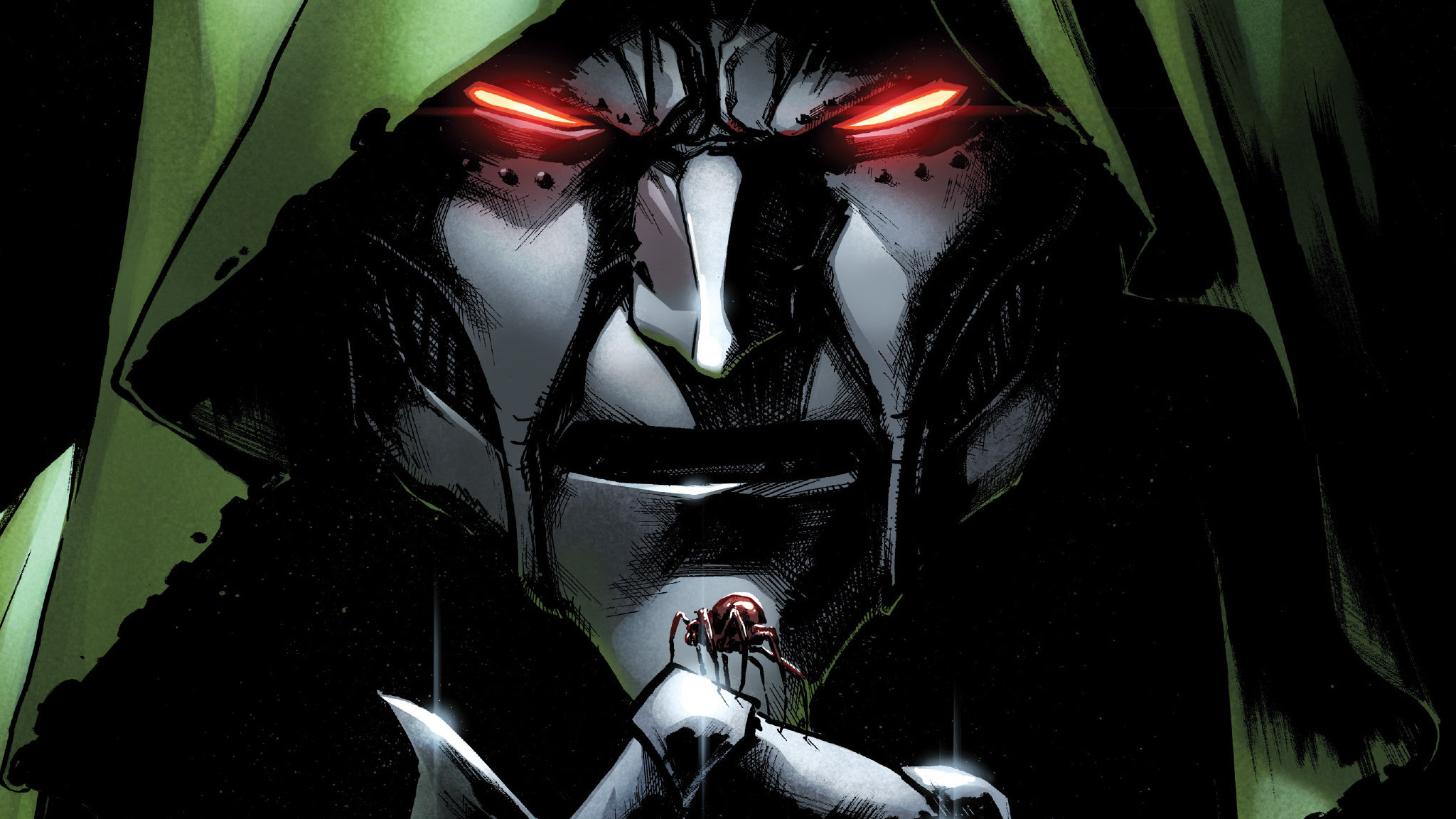 awesome doctor doom free wallpaper id234084 for hd 2048x1152 computer