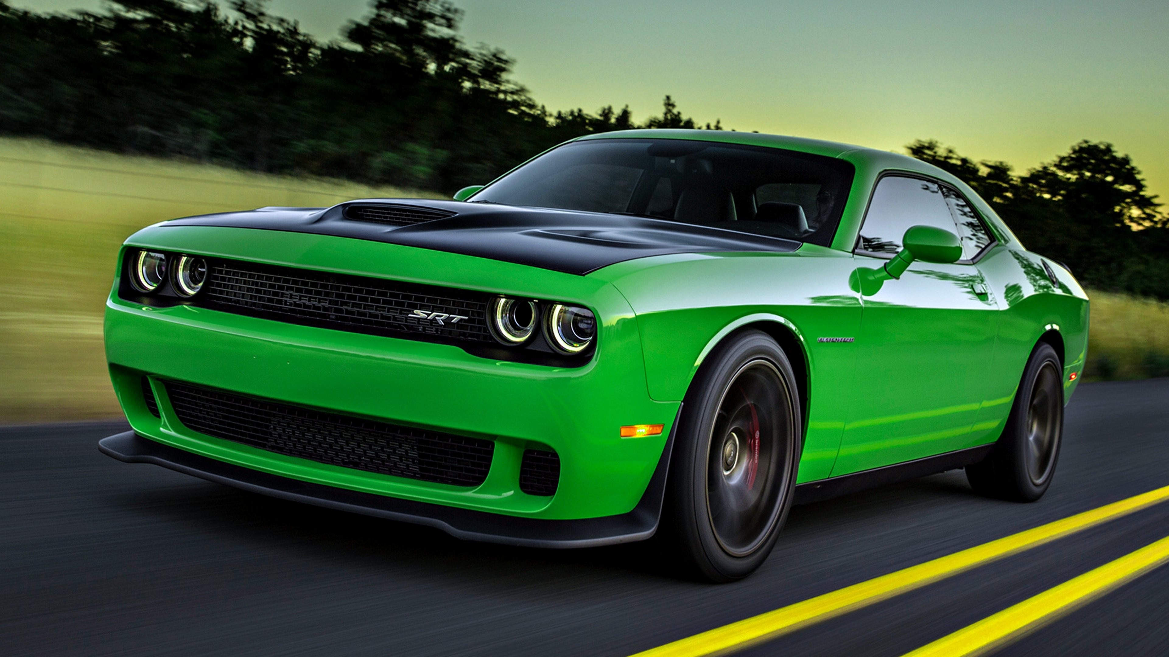 Green Car Wallpapers 3840x2160 Ultra Hd 4k Desktop Backgrounds