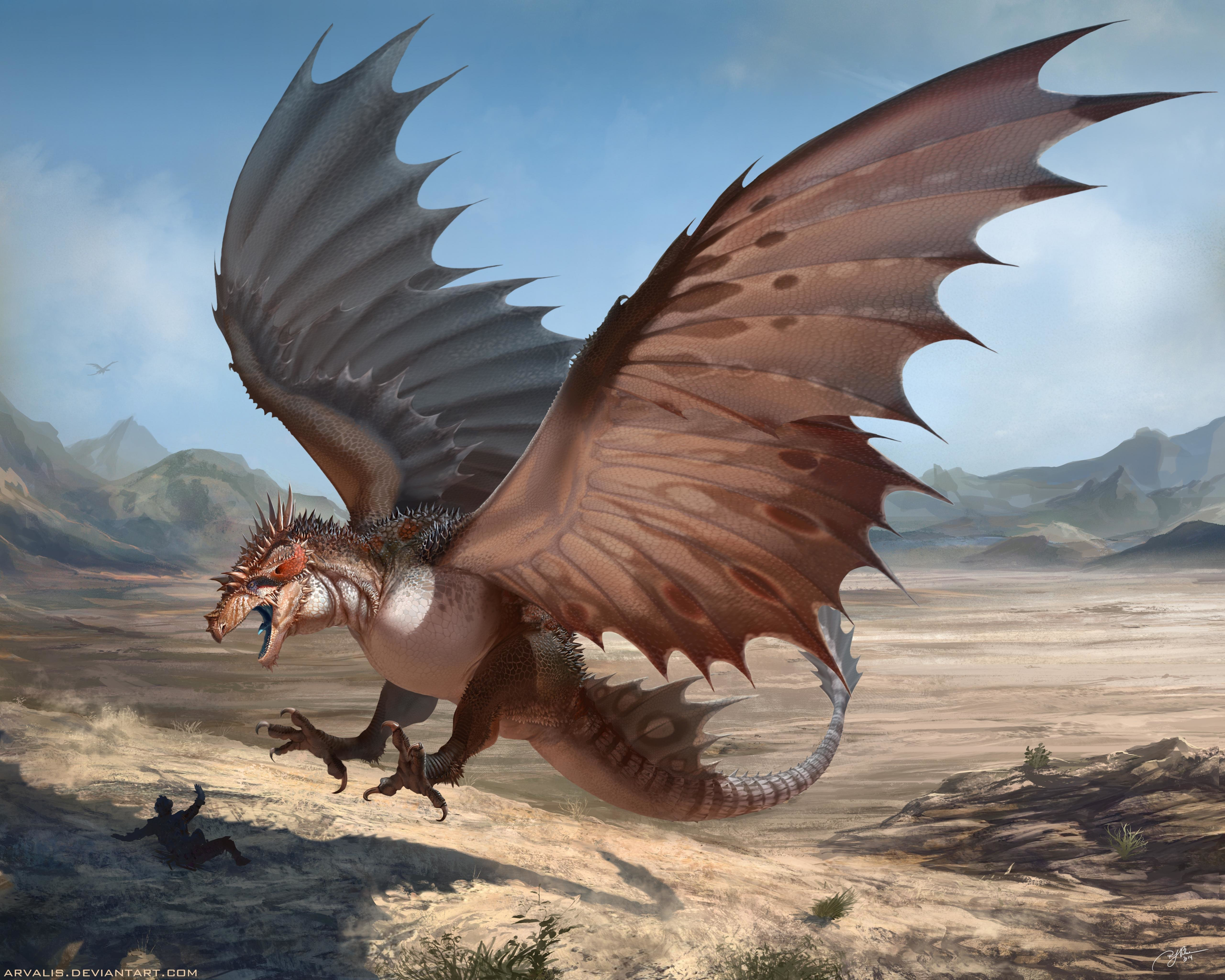 Best Mythical creatures wallpaper ID:230109 for High Resolution hd 5120x4096 PC