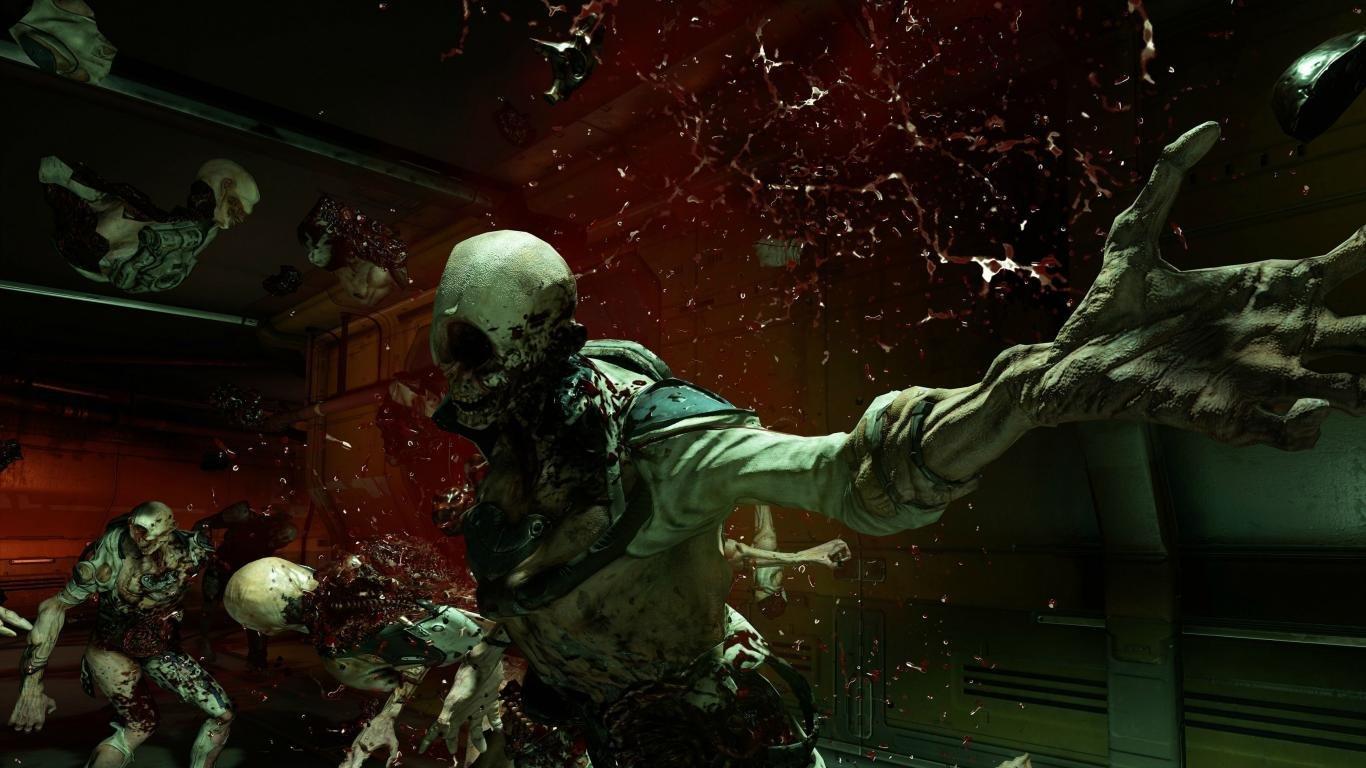 Doom 4 Wallpapers Hd For Desktop Backgrounds