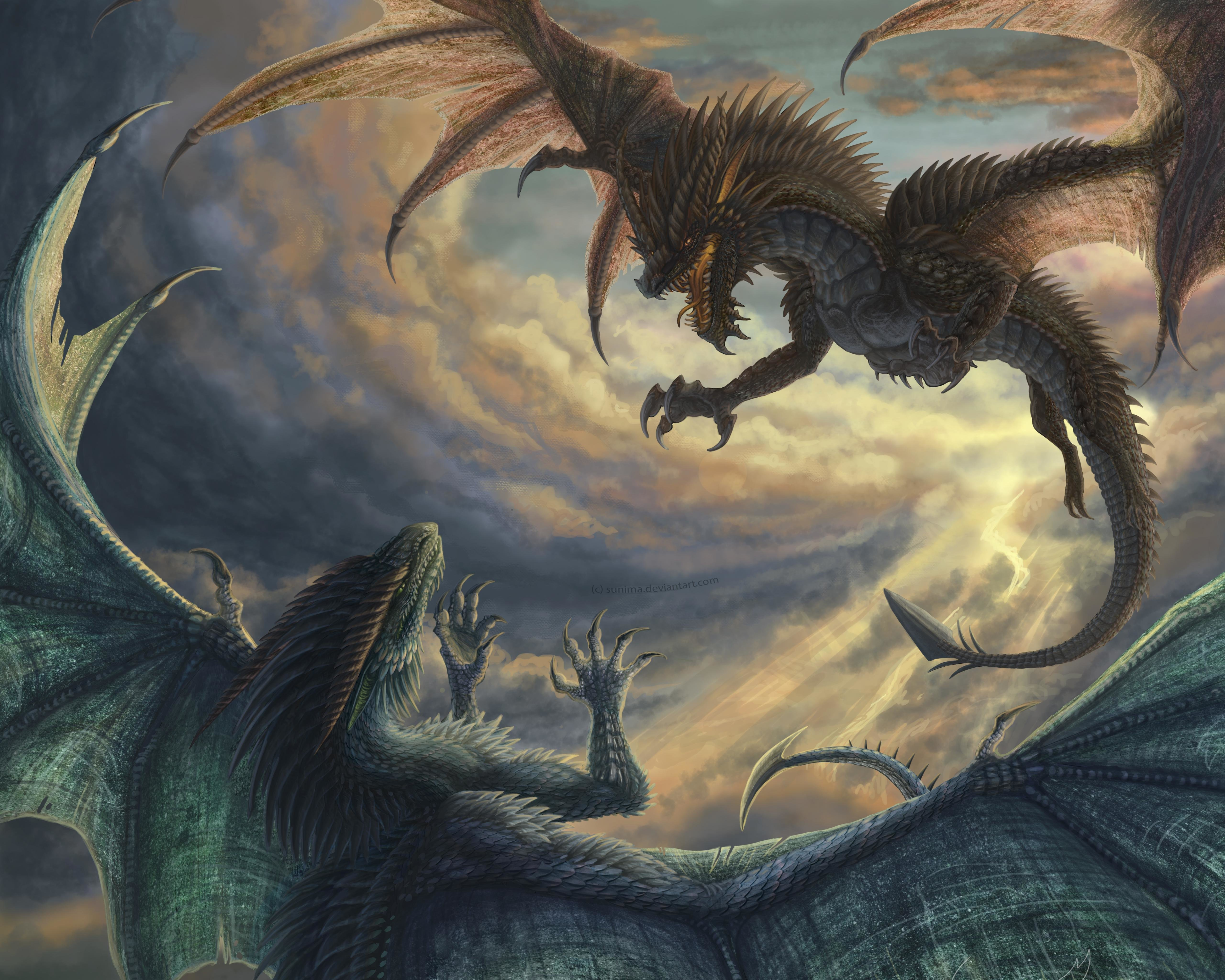 High resolution Dragon hd 5120x4096 wallpaper ID:146931 for computer