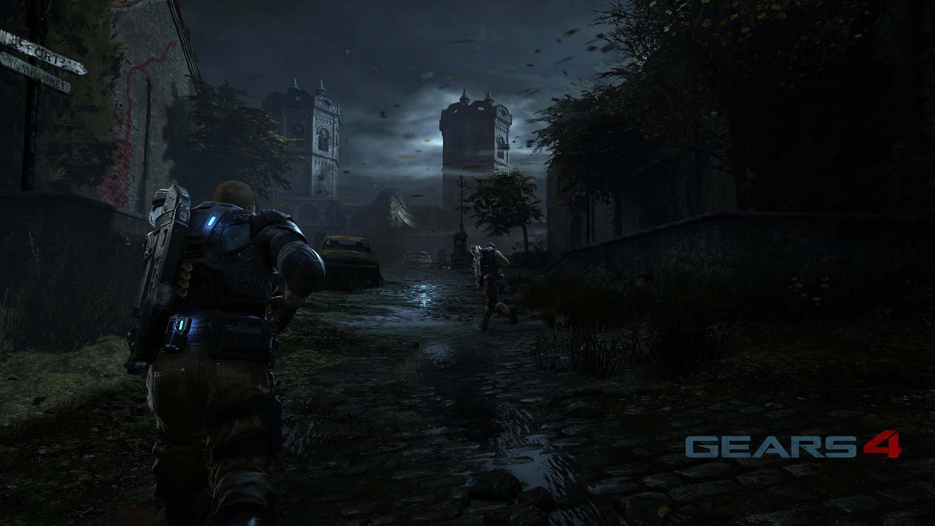 Free Gears Of War 4 High Quality Wallpaper Id 178170 For Hd