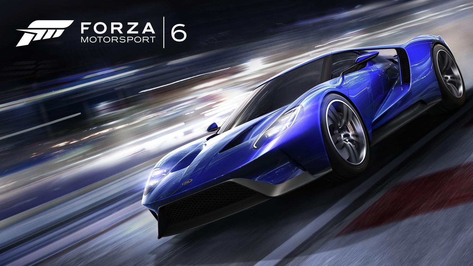 Forza Motorsport 6 Wallpapers Hd For Desktop Backgrounds
