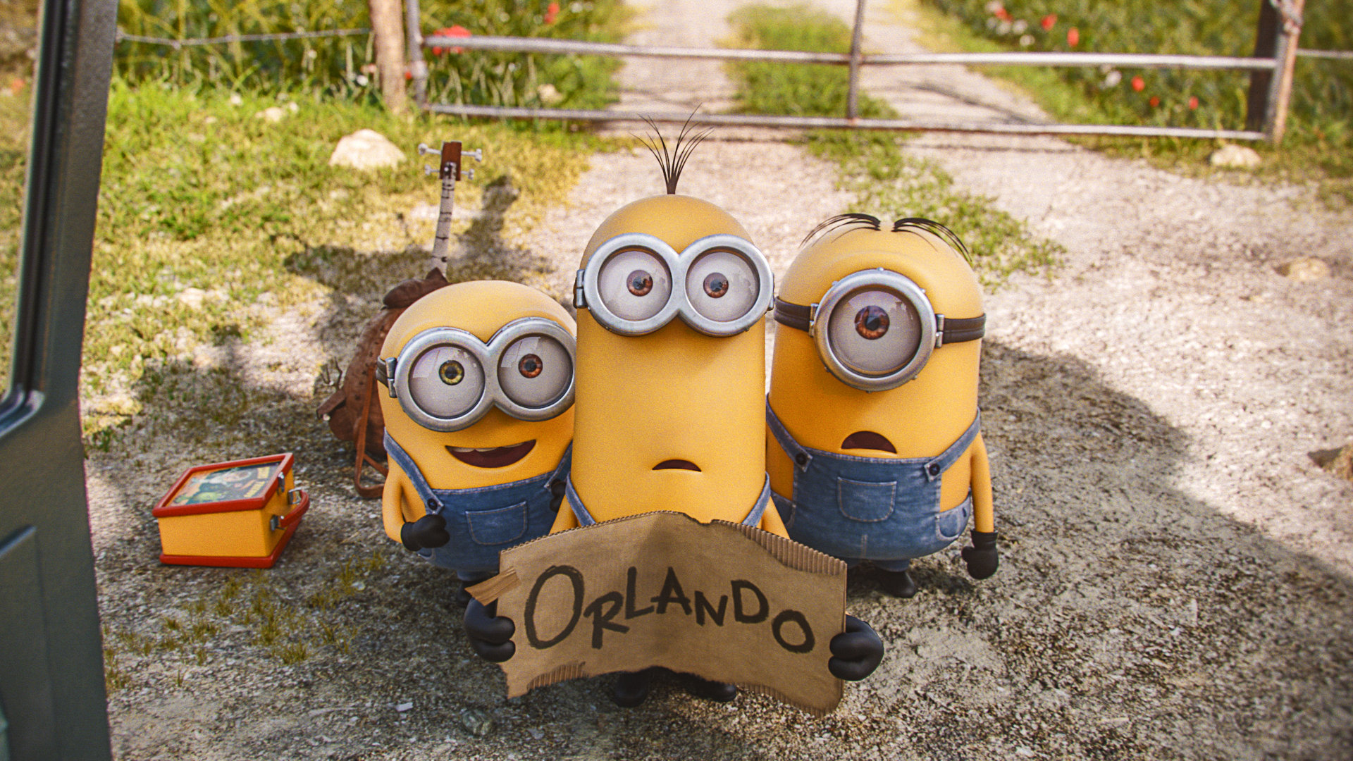 Awesome Minions free wallpaper ID:70234 for hd 1080p computer