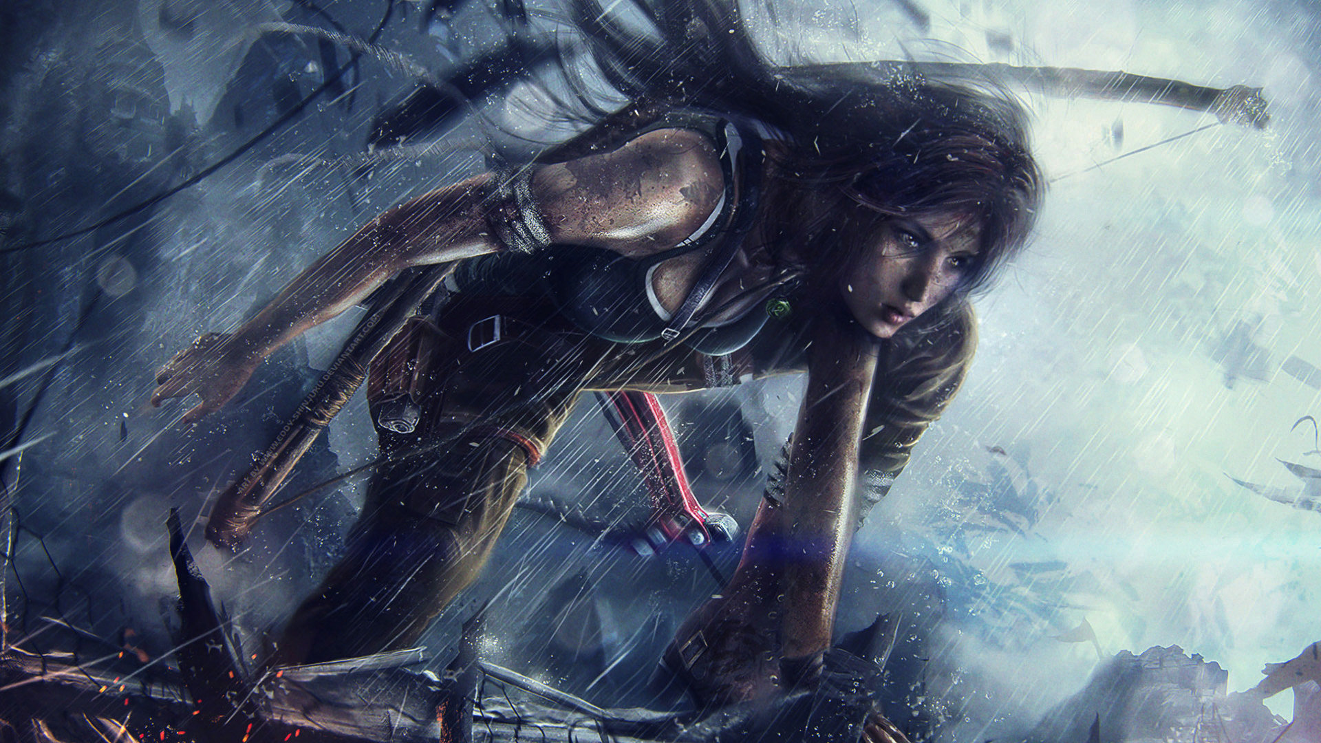 tomb raider wallpaper hd 1920x1080