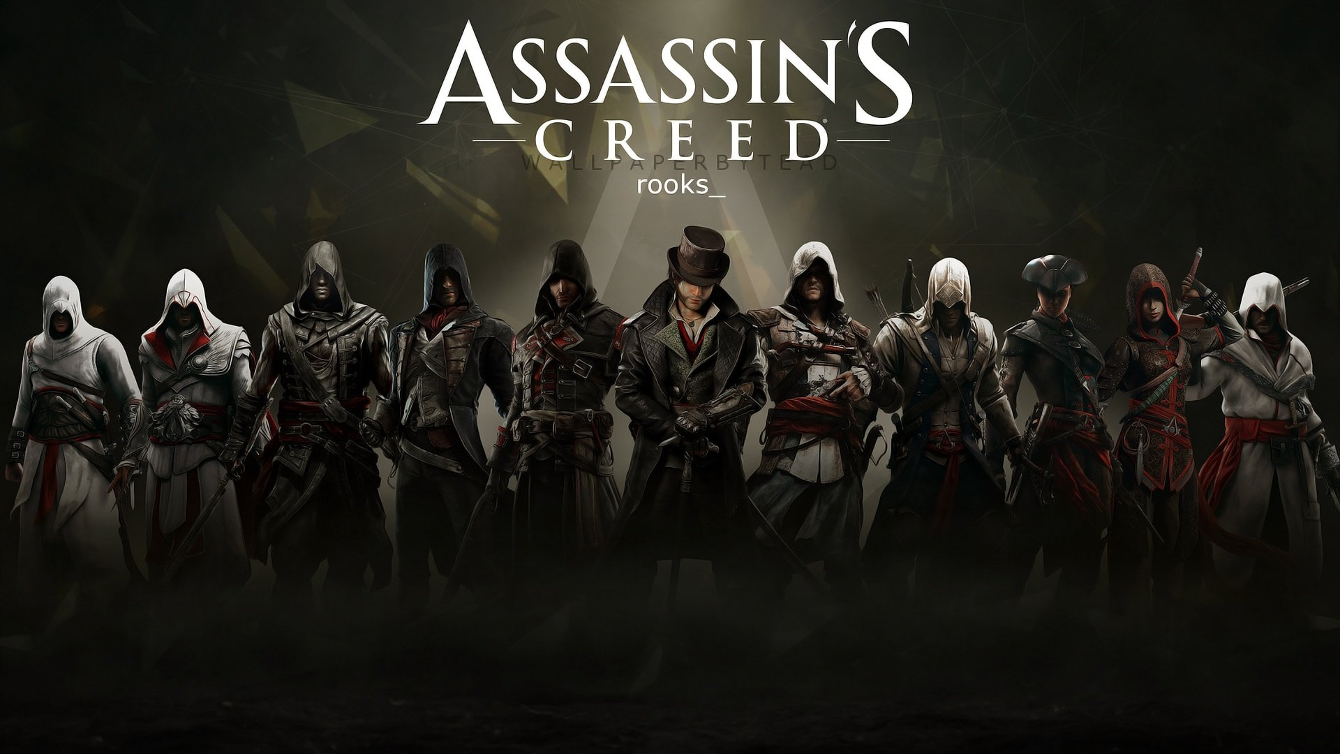 Assassin S Creed Wallpapers Hd For Desktop Backgrounds