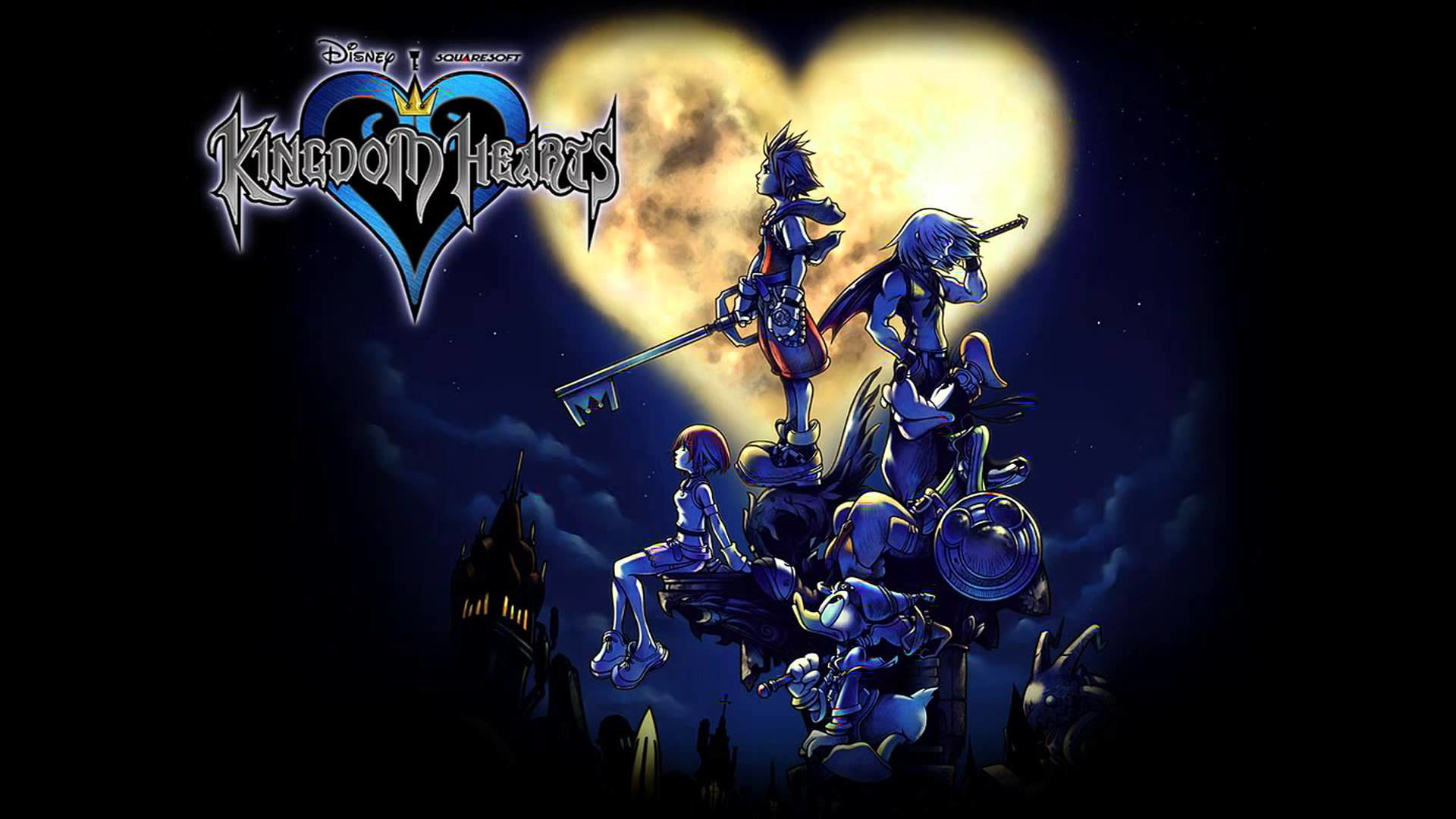 Best Kingdom Hearts Background Id 110058 For High Resolution Full