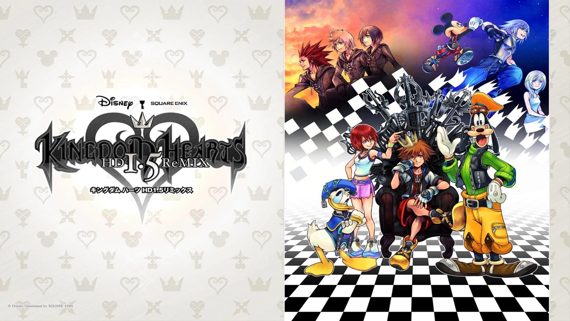Kingdom Hearts Wallpapers 1920x1080 Full Hd 1080p Desktop