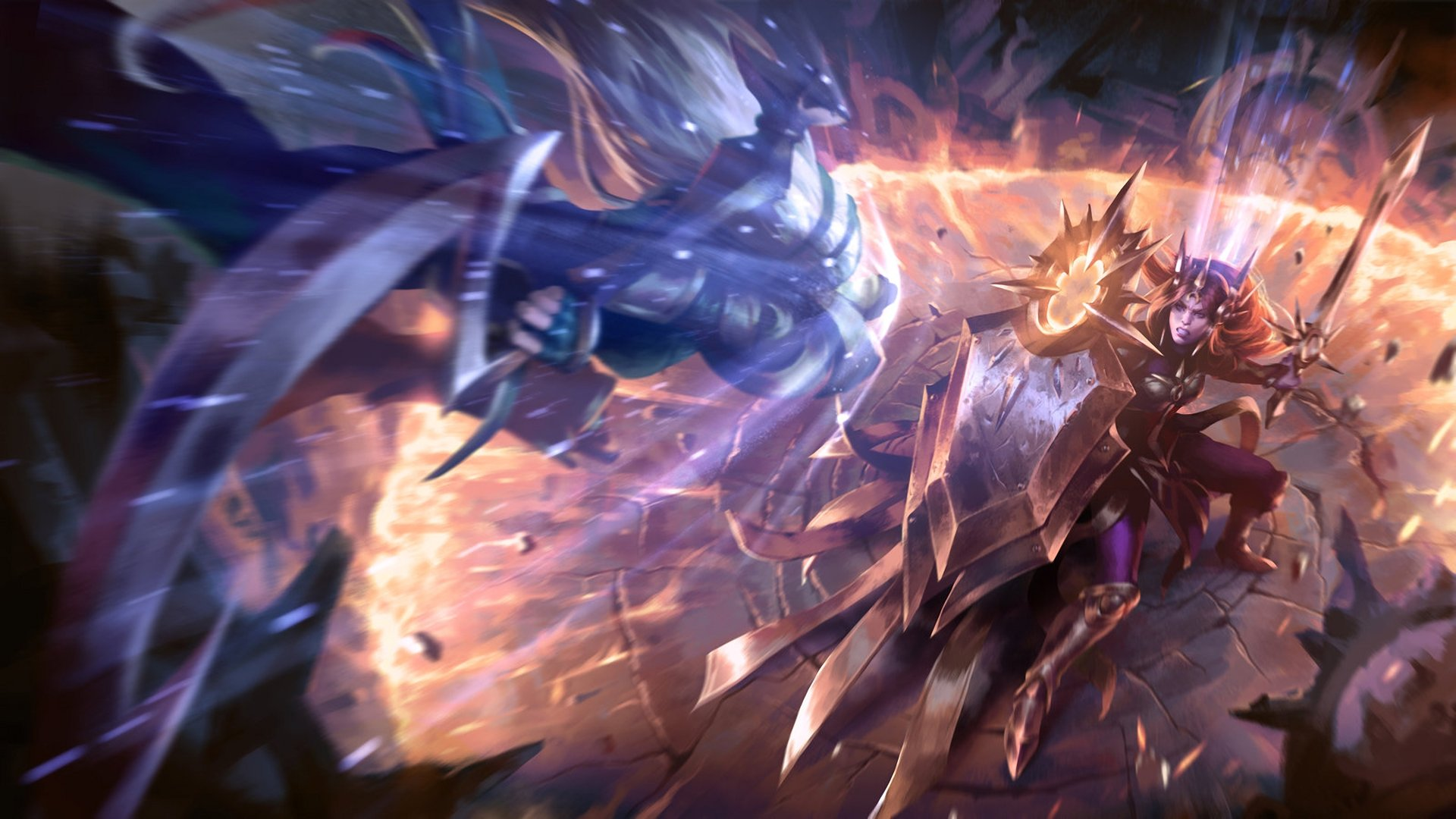 Awesome League Of Legends (LOL) free wallpaper ID:170903 for hd 1920x1080 computer
