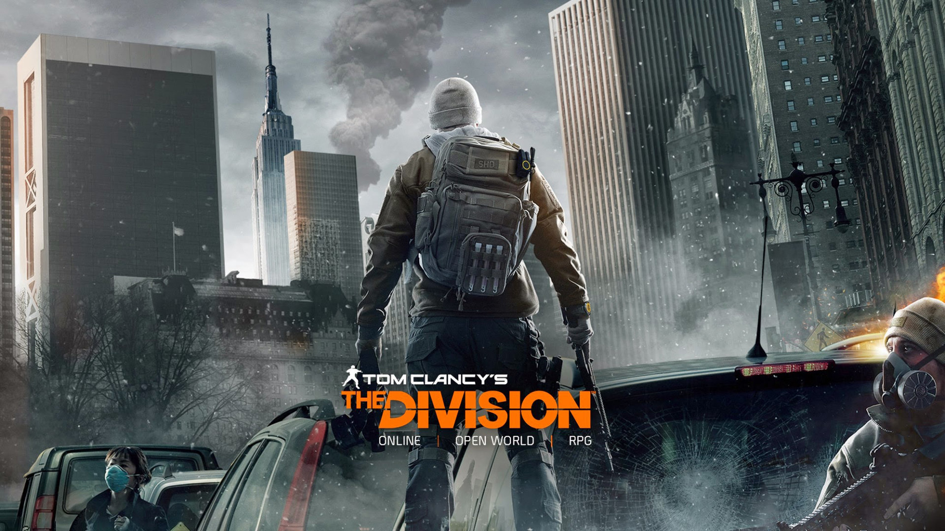 Best Tom Clancys The Division Wallpaper ID450079 For High Resolution Full Hd 1920x1080 Desktop