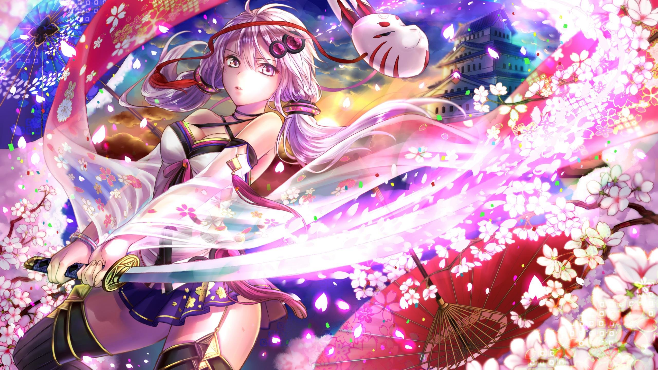 Best Vocaloid wallpaper ID:289 for High Resolution hd 2560x1440 desktop