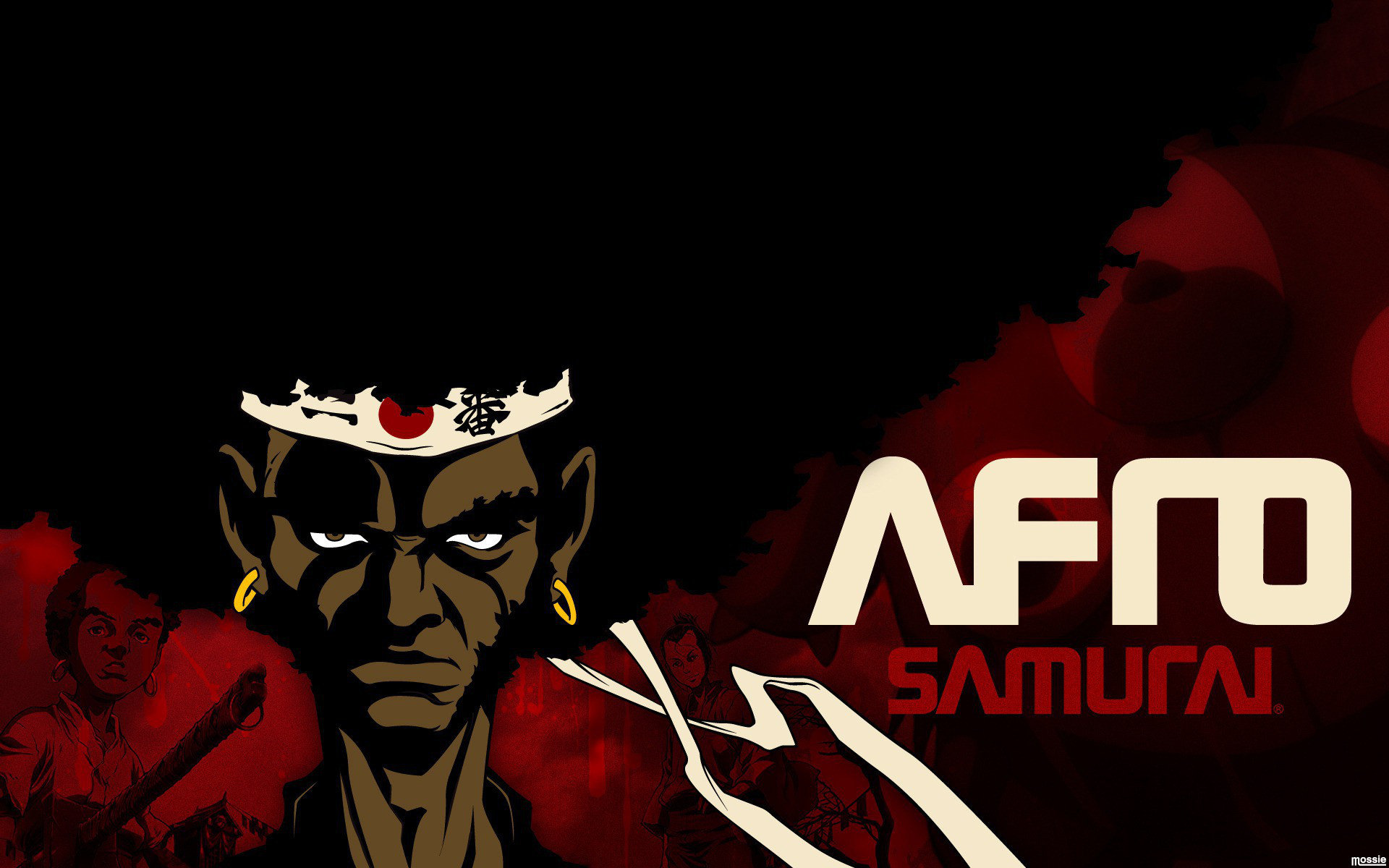 Download hd 1920x1200 Afro Samurai desktop background ID:329120 for free