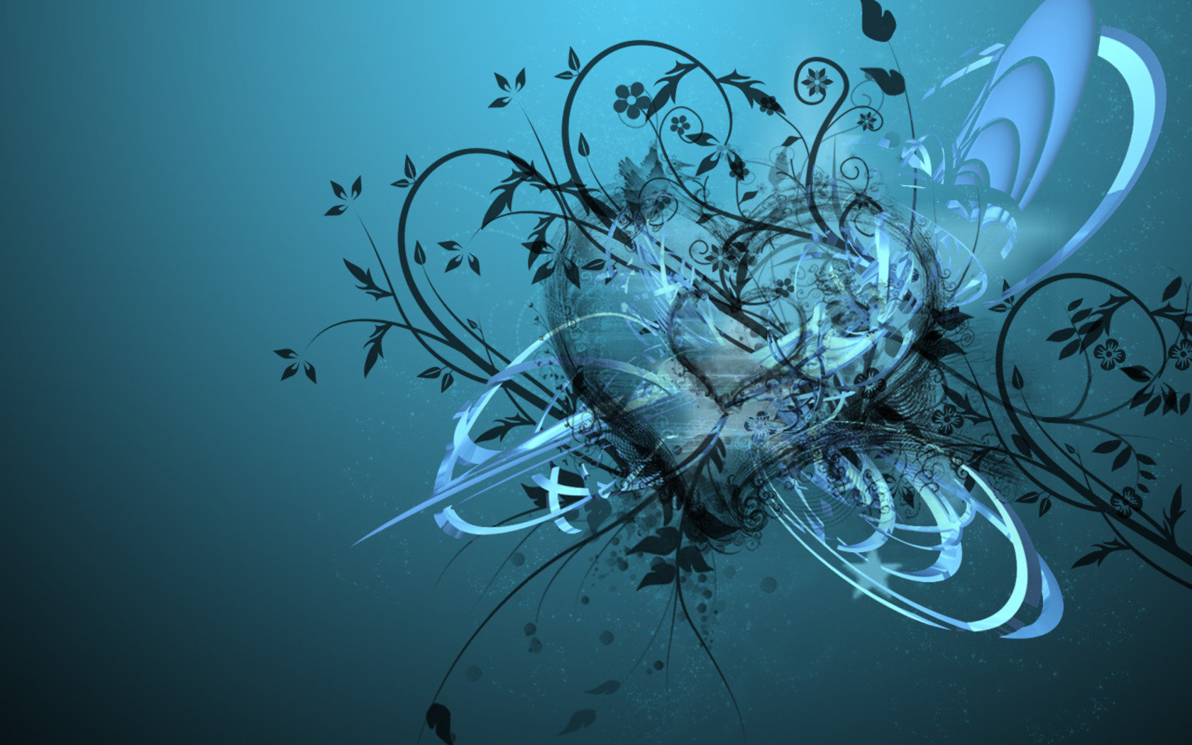 Free download Heart background ID:209064 hd 1680x1050 for PC