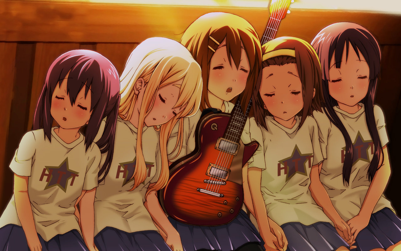 Free K-ON! high quality wallpaper ID:212452 for hd 1280x800 desktop