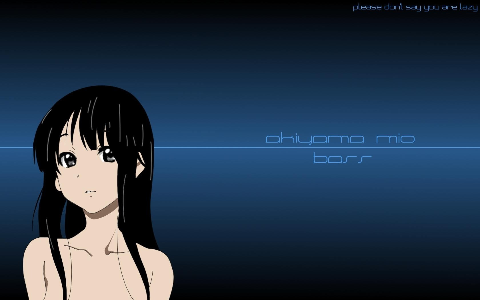 Awesome Mio Akiyama free background ID:213046 for hd 1680x1050 desktop