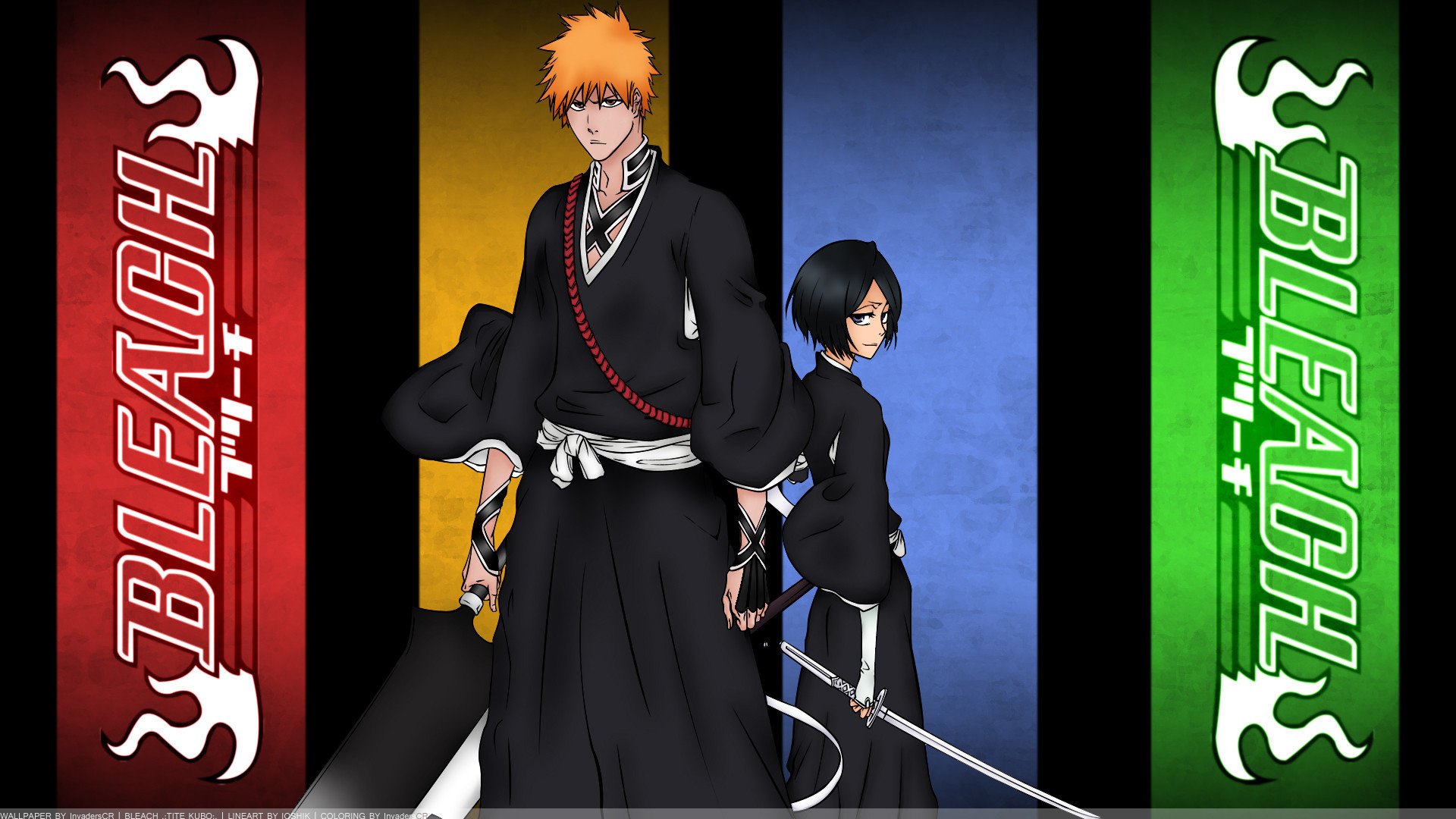 Free Rukia Kuchiki high quality background ID:418207 for hd 1080p PC