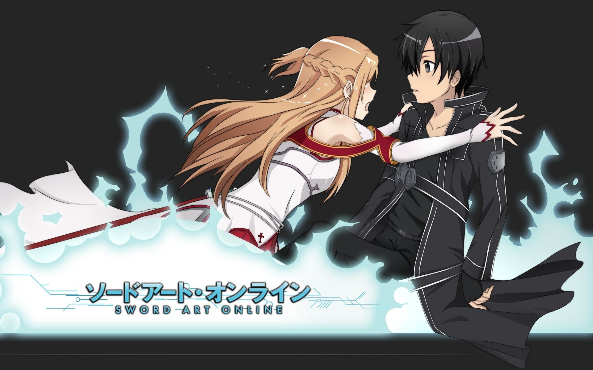 Download hd 1920x1200 Sword Art Online (SAO) computer background ID:181012 for free