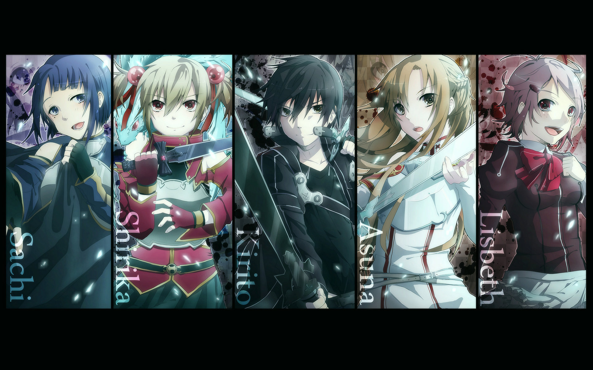 Awesome Sword Art Online (SAO) free wallpaper ID:180914 for hd 1920x1200 computer
