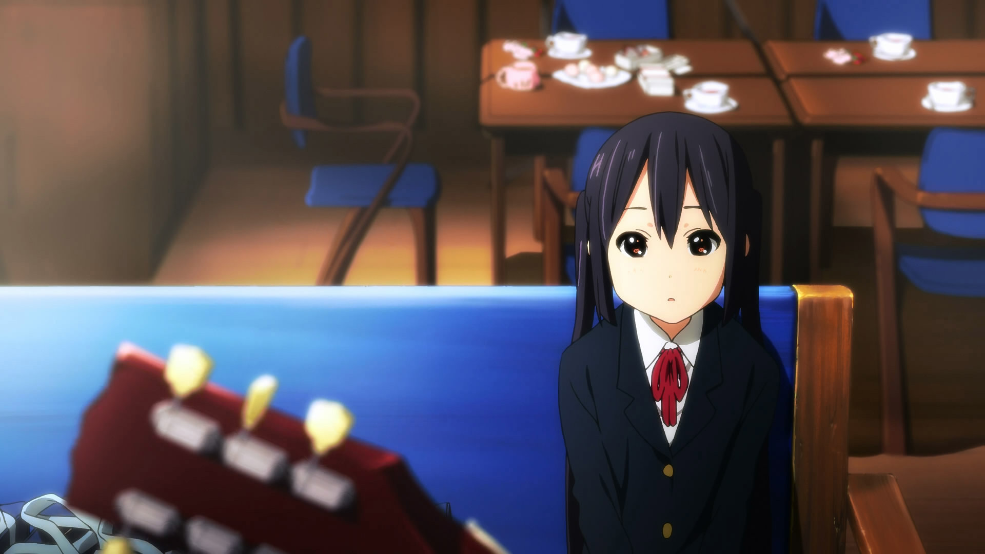 Free Azusa Nakano high quality background ID:212911 for hd 1920x1080 PC