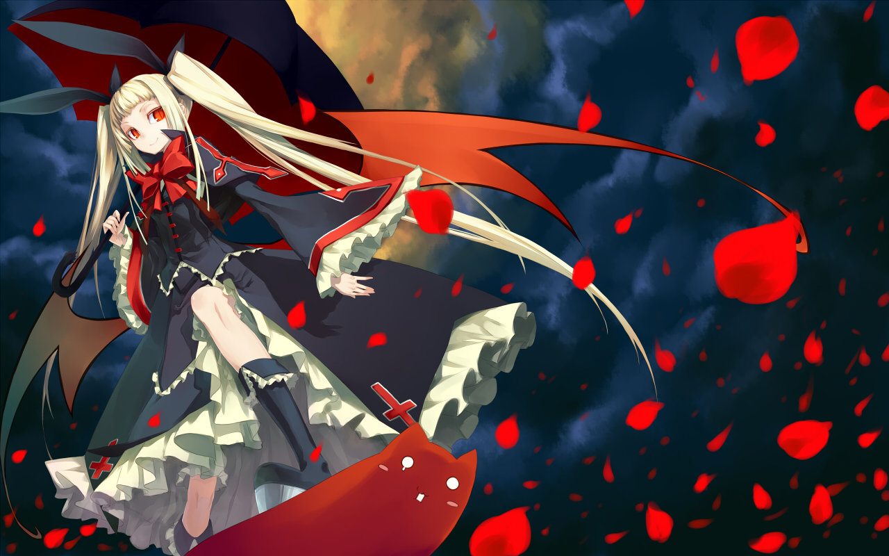 Download hd 1280x800 Blazblue desktop background ID:75045 for free