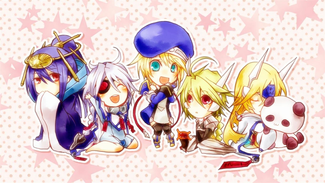 Awesome Blazblue free background ID:75276 for hd 1366x768 PC