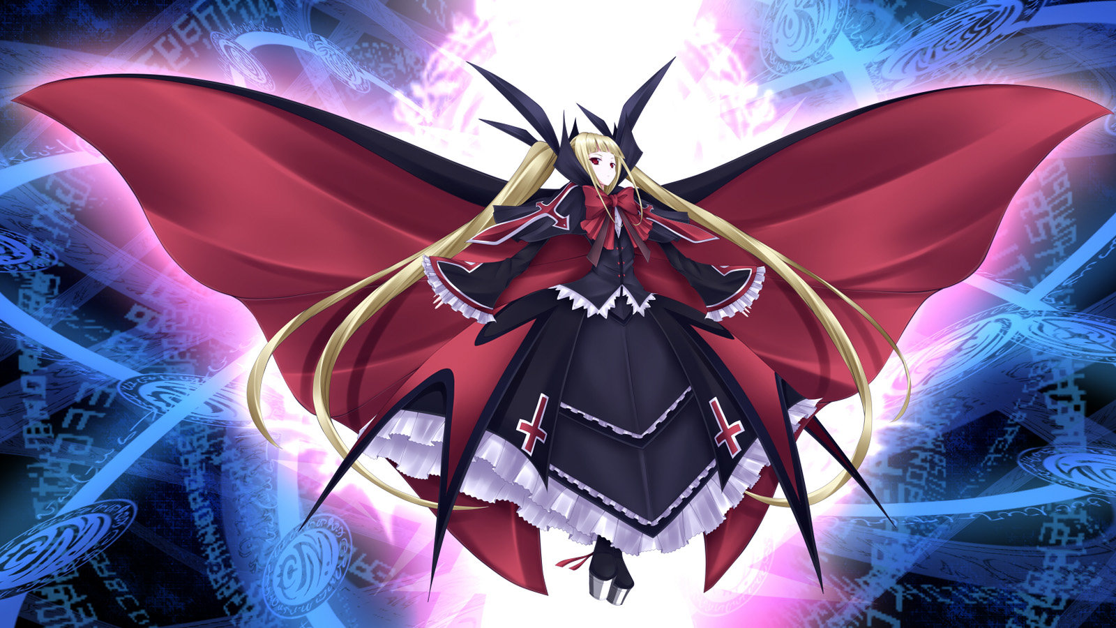 High resolution Blazblue hd 1600x900 wallpaper ID:75046 for PC