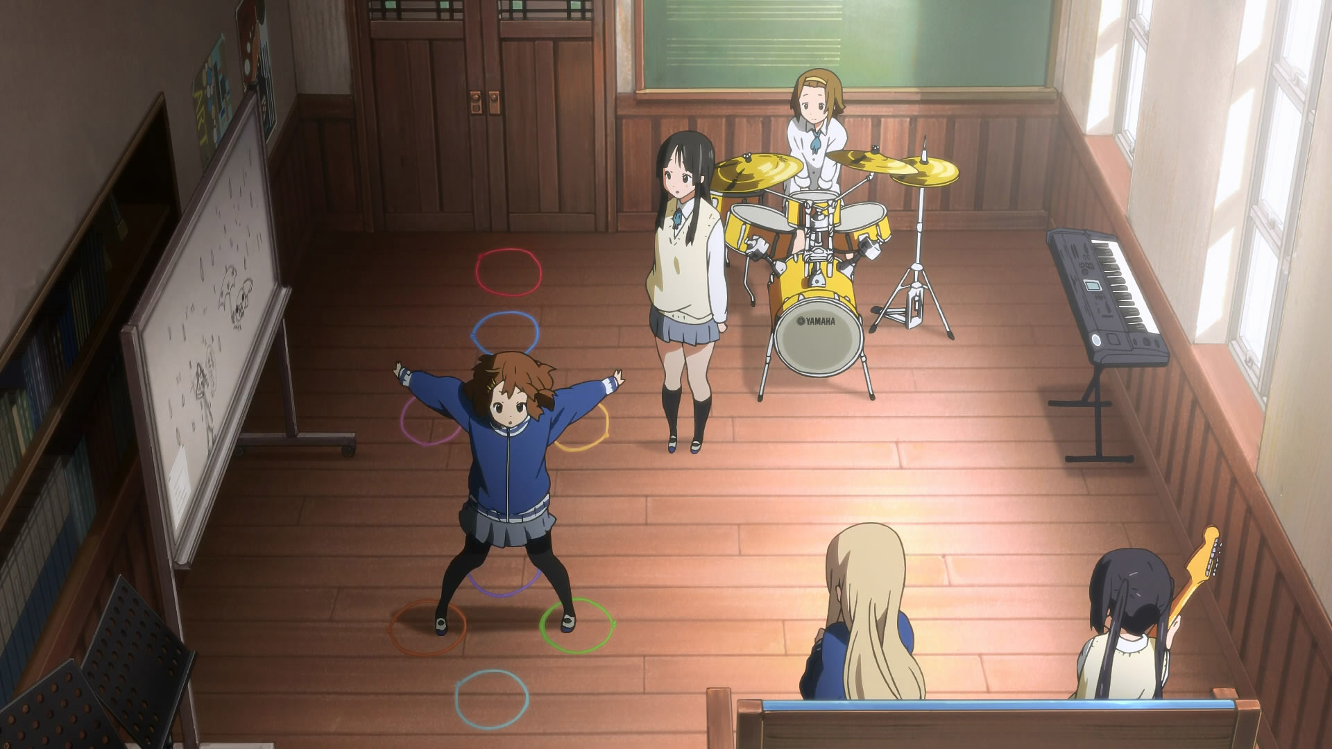 Awesome K-ON! free background ID:212563 for 1080p PC