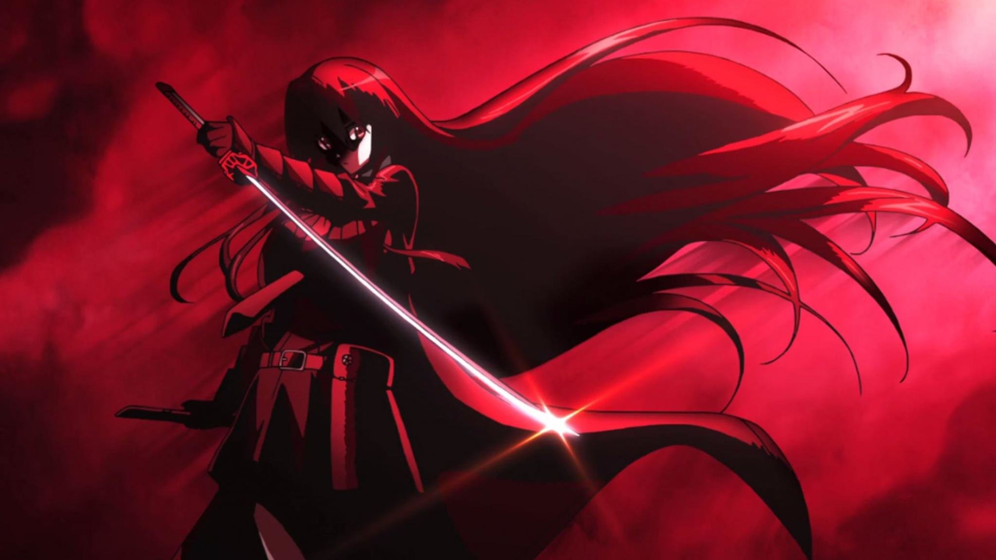High resolution Akame Ga Kill! hd 2048x1152 background ID:207994 for desktop