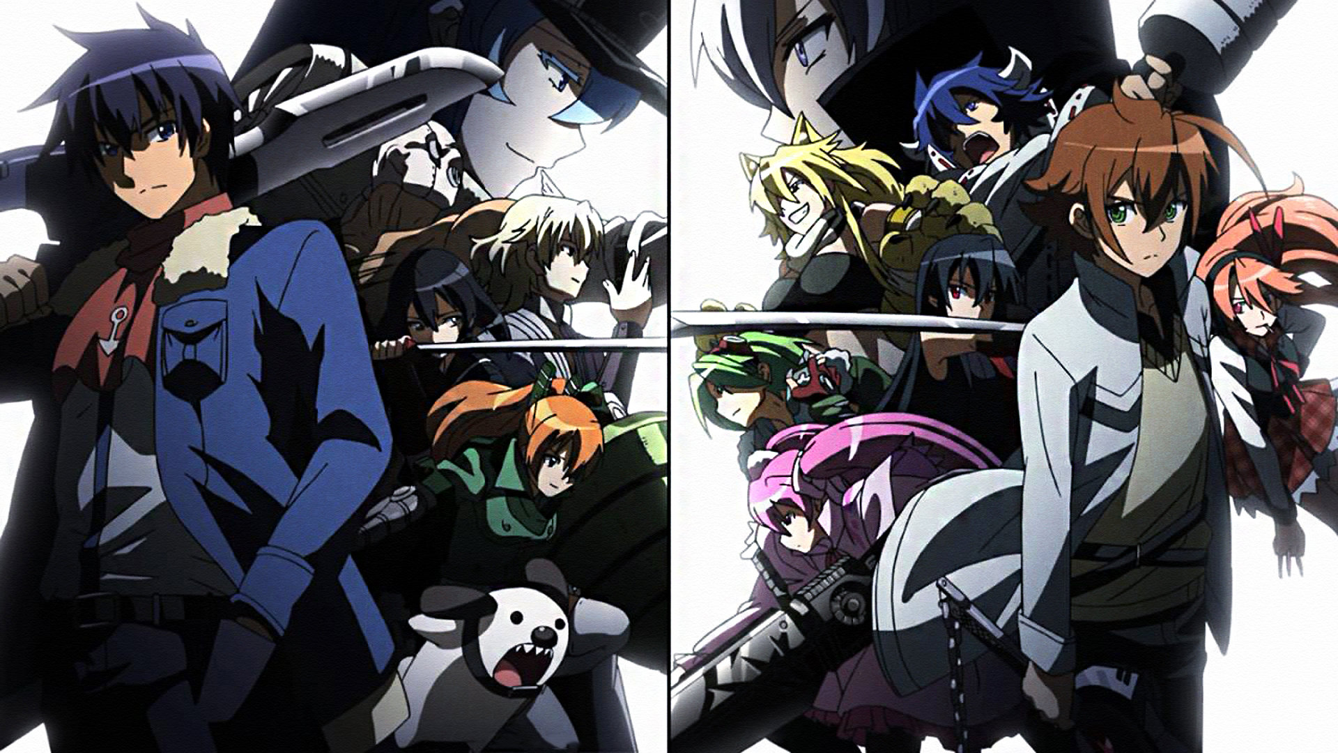 Akame Ga Kill Wallpapers Hd For Desktop Backgrounds