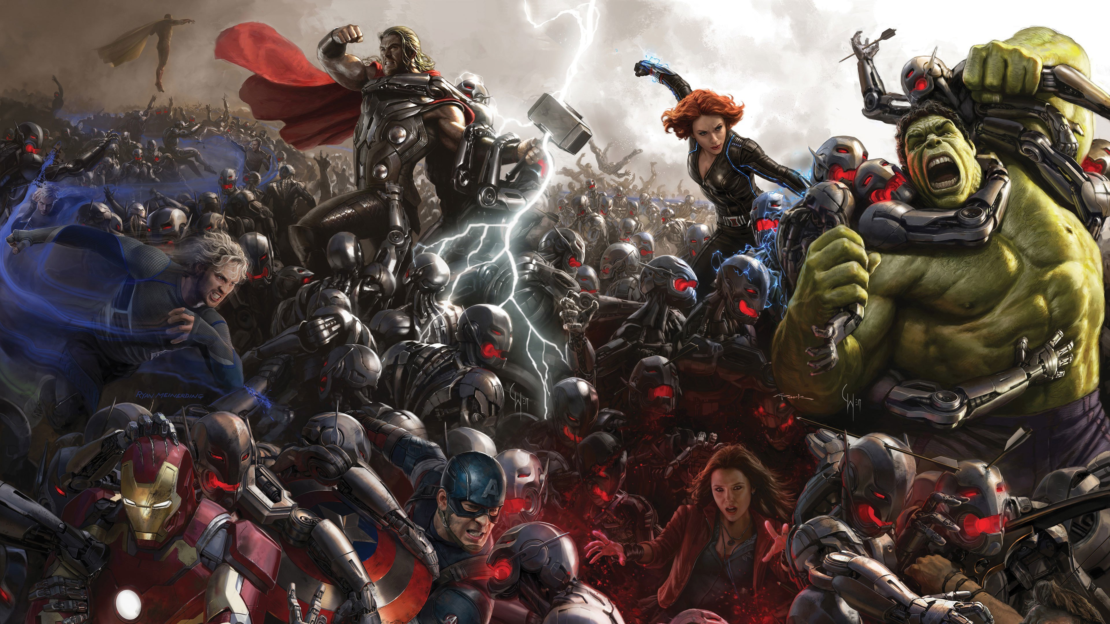 Free Avengers: Age Of Ultron high quality wallpaper ID:243035 for uhd 4k PC