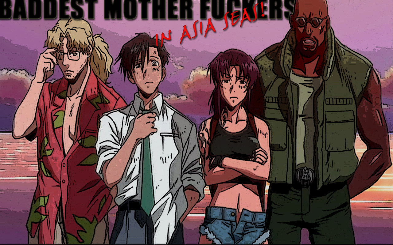 Free Black Lagoon high quality background ID:113846 for hd 1280x800 computer