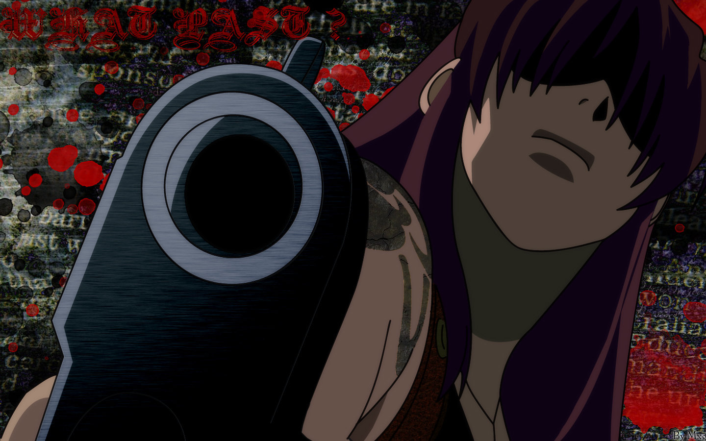Download hd 1440x900 Black Lagoon desktop background ID:113818 for free