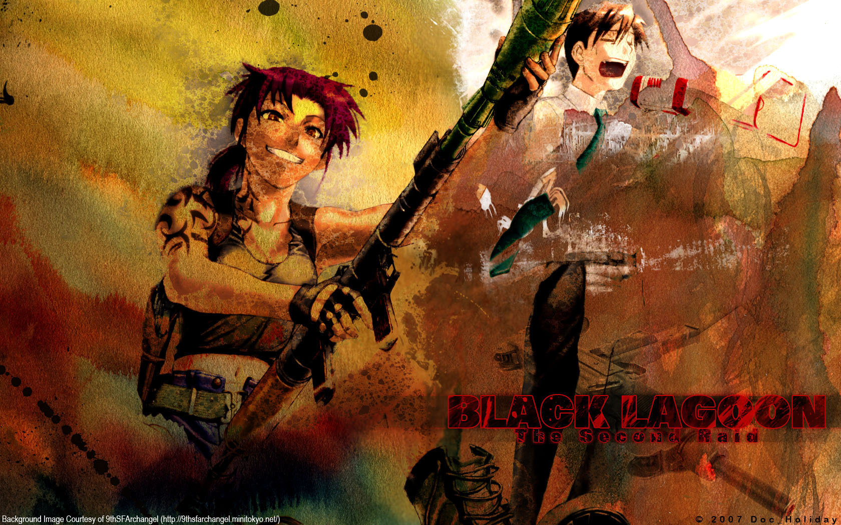 Free Black Lagoon high quality background ID:113655 for hd 1680x1050 desktop