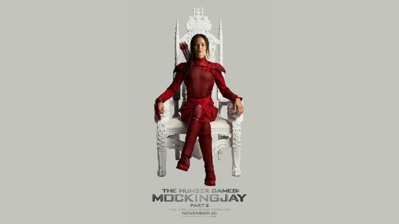 High Resolution The Hunger Games Mockingjay