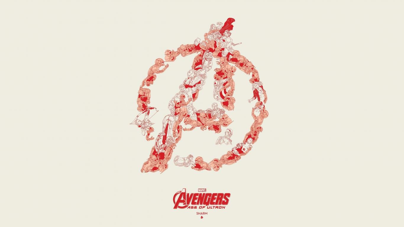 The Avengers Wallpapers 1366x768 Laptop Desktop Backgrounds